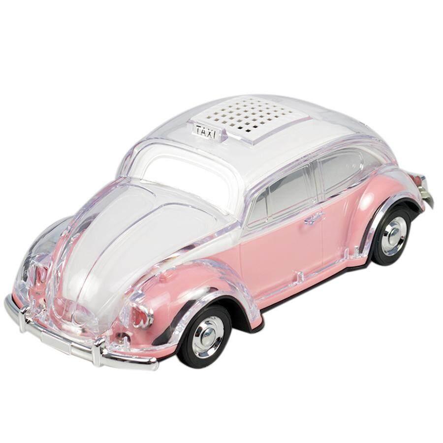 Portable Speaker Bus Bluetooth Speaker Led Light Usb Portable Mini Bus Speakers Car Player Wireless By Greatbuy888.