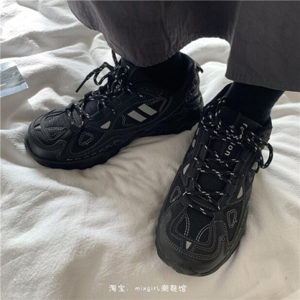 Giày Giầy Daddy Hàn Quốc Cho Nữ, Giày Thể Thao Ngoài Trời Thường Ngày Giày Đi Bộ Sang Trọng Phong Cách Cổ Điển Siêu Lửa Chaoyuansu Chụp Ảnh Đường Phố giá rẻ