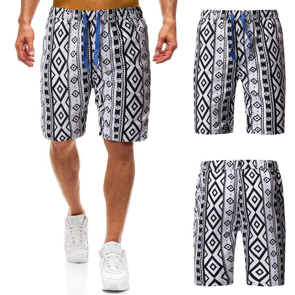 Mobilone Men Summer Camouflage Print Trunks Quick Dry Beach Surfing Running Short Pant By Mobilone.