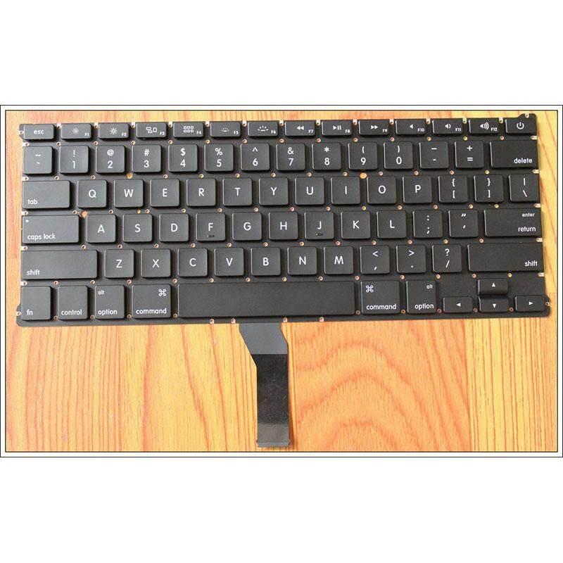 100%new Us Keyboard For Macbook Air 13 A1466 A1369 Us Keyboard Md231 Md232 Mc503 Mc504 2011-15 Years Malaysia