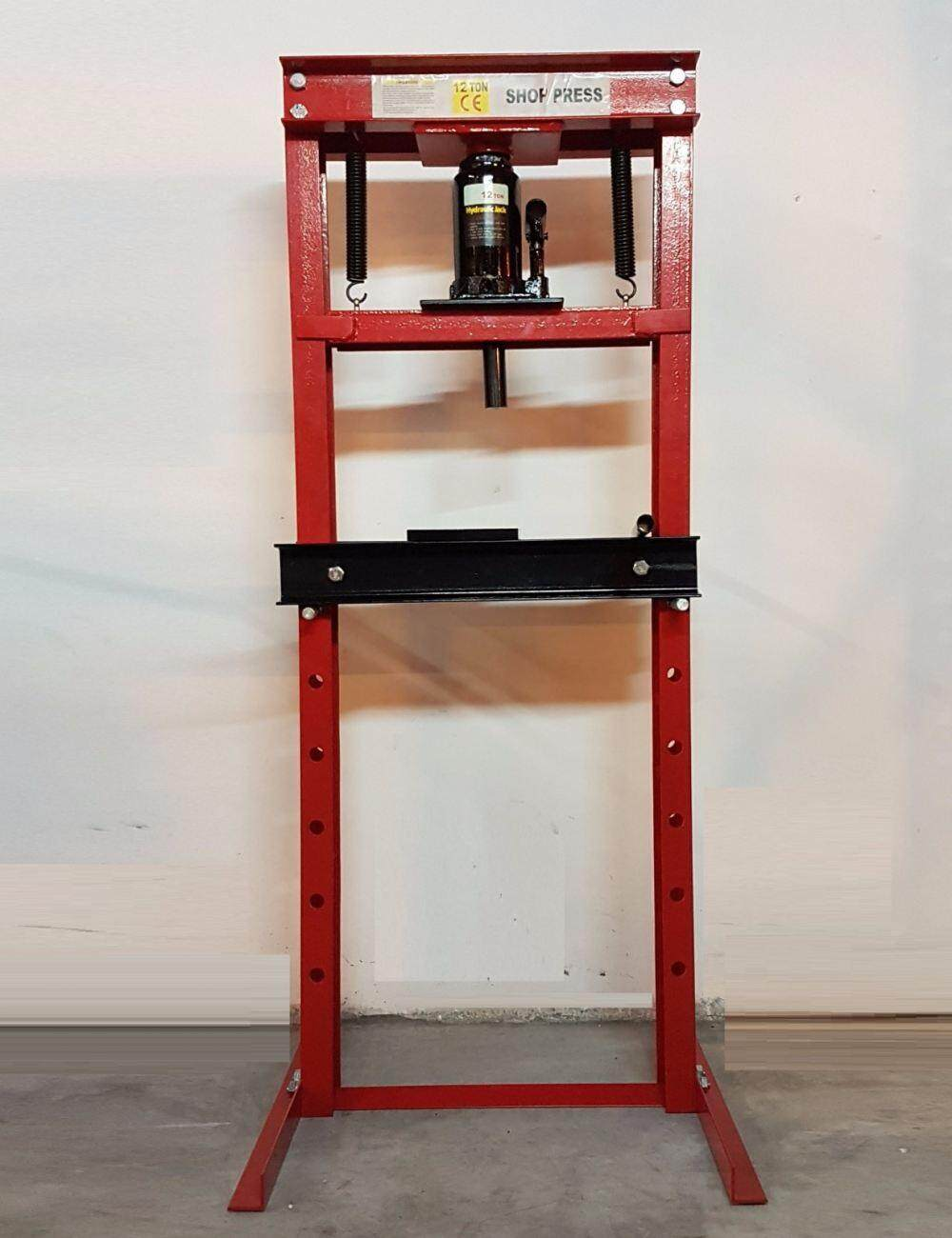 12ton Shop Press W/out Meter Id447134 By Knight Auto S/b.