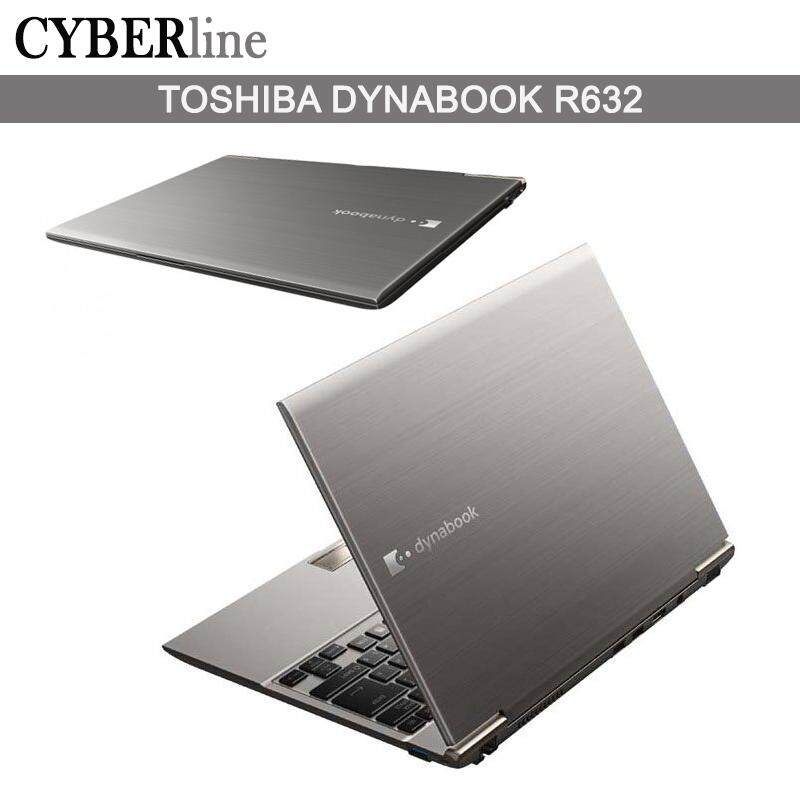 Toshiba Dynabook R632 Ultrabook Intel(R) Core I5 3472M 4GB RAM 120GB SSD Win10pro 13.3  Laptop (Refurbished) Malaysia