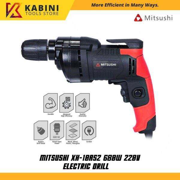 [CW] Mitsushi XH-10AS2 680W 220V Máy Khoan Điện