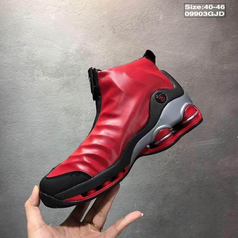 ยี่ห้อนี้ดีไหม  ยะลา 2019 Nike_Shox VC 1 OG sports shoes 0149 Sale