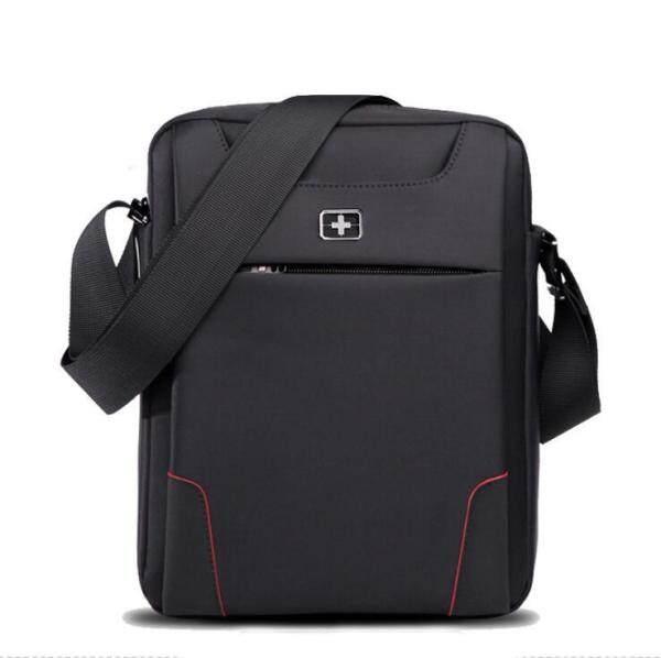 Brand SWISSGEAR Waterproof Oxford cloth For ipad 2 3 4 MINI Shoulder Bags Portable Men and Women Laptop Messenger Business Bag