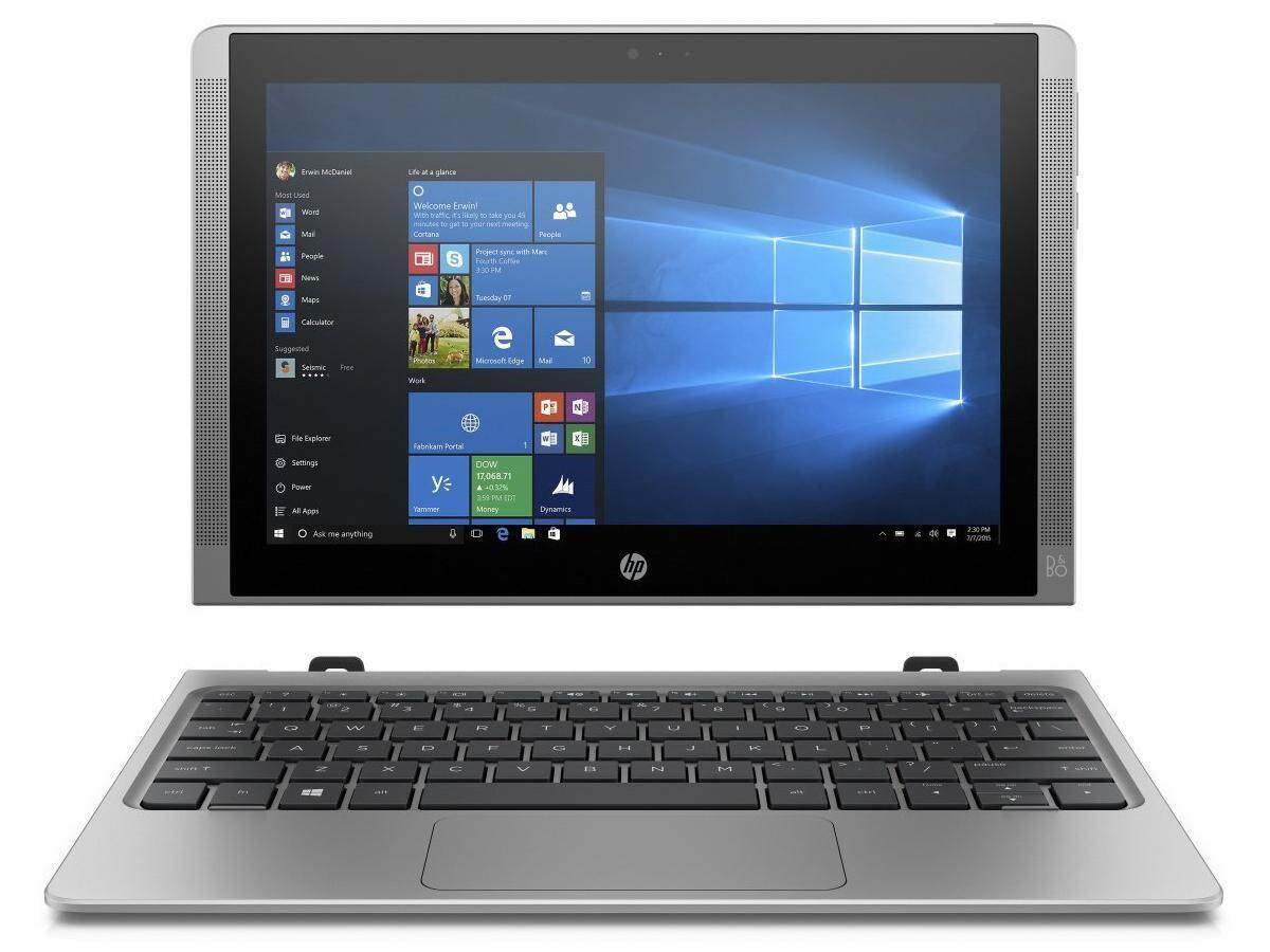 HP X2 210 G1 Pro Touch Screen Convertible Tablet Malaysia