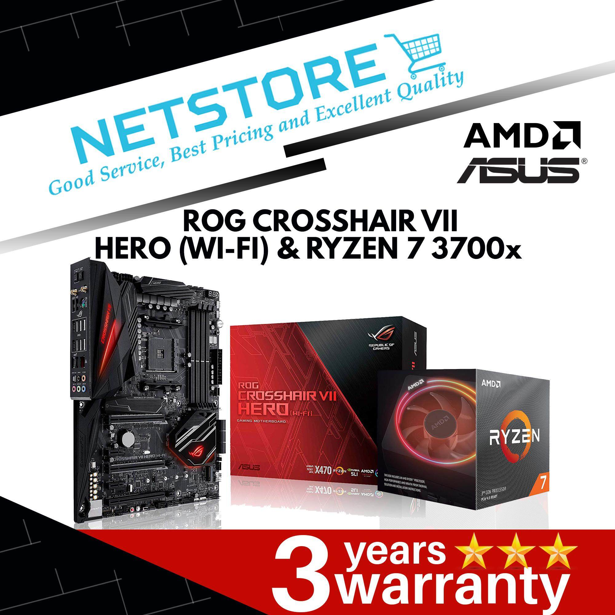 ASUS Motherboards for the Best Prices in Malaysia