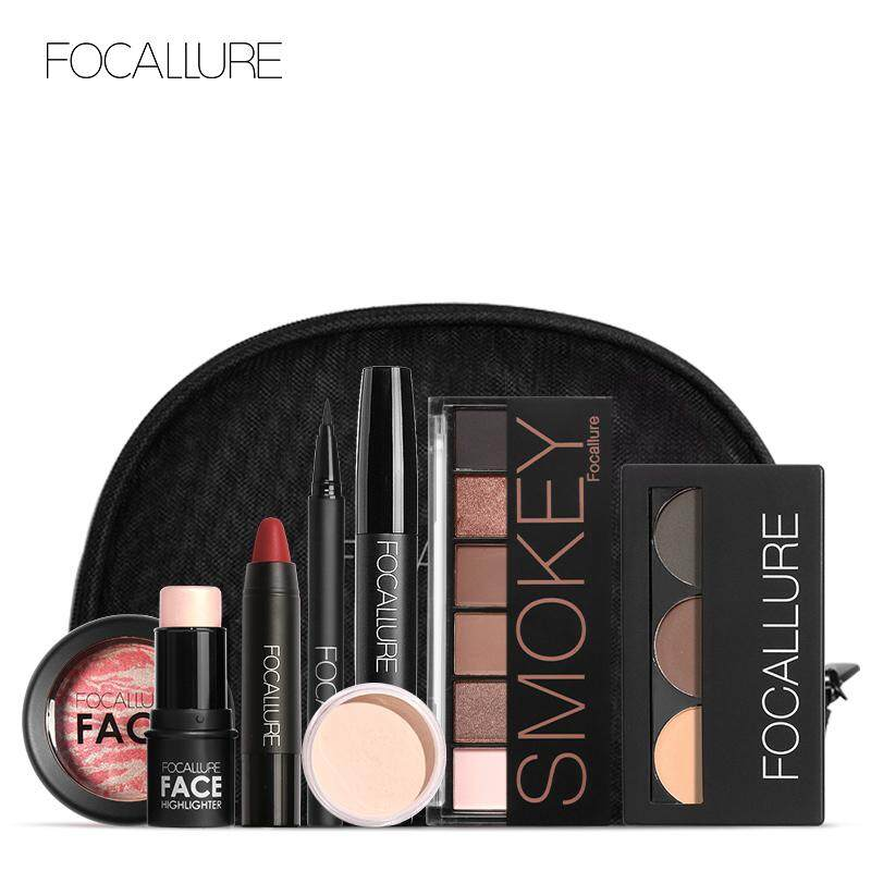 Focallure Cosmetic Set (8 Pieces) By Focallure Official Store.