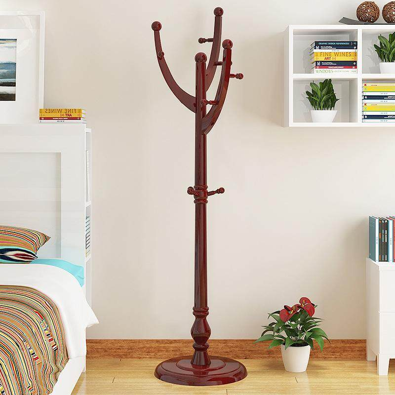 Coat Tree Coat Rack Wooden Rack By Olive Al Home