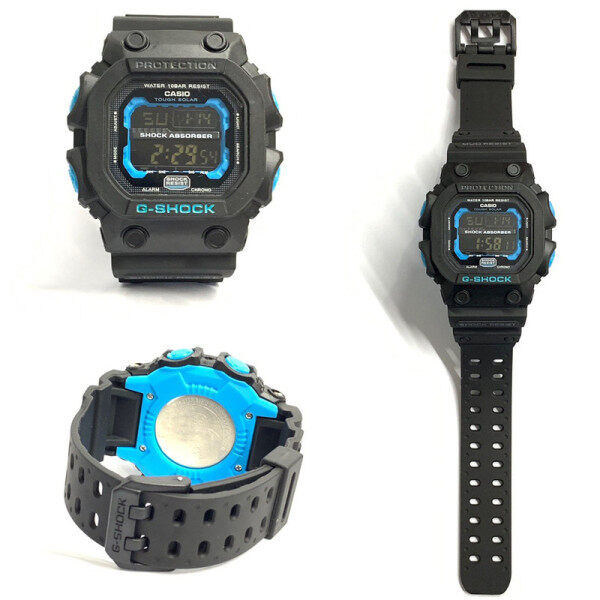 G Shock_King GX56 DGK With Genuine Gift Box For Men Batter Then Picture Good Quality Sprot Design Shock Resistant 100m Water Resistant Ready Stock Square Shape Malaysia