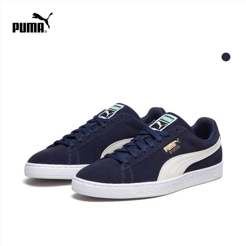 _ PUMA_official Ngôi Sao Cùng Đoạn Nam Và Nữ Cùng Giày Da Lộn 356568
