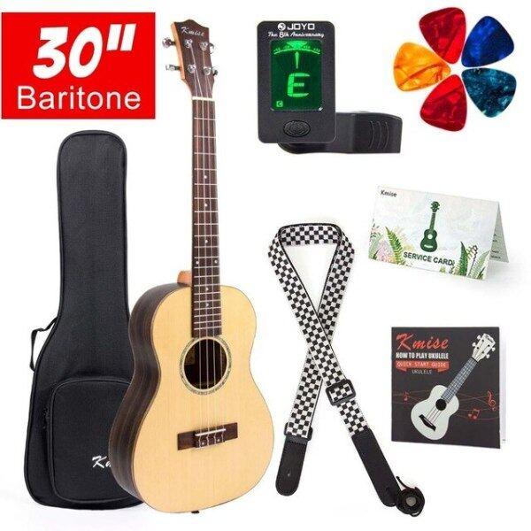 Baritone Ukulele 30 Inch Mahogany Ukelele Uke 4 String Hawaii Guitar Malaysia
