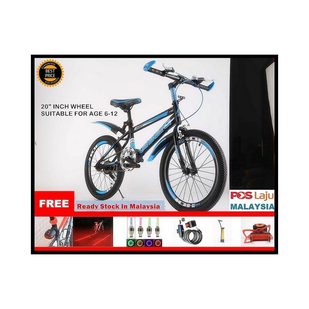 Kid Mountain Bike 20 Inch Wheel By Max Radiance Trading.