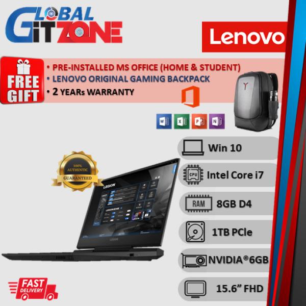 Lenovo Legion Y545 81Q6002PMJ 15.6 FHD 144Hz Gaming Laptop ( i7-9750H, 8GB, 1TB SSD, RTX2060 6GB, W10, HS ) NoteBook Malaysia