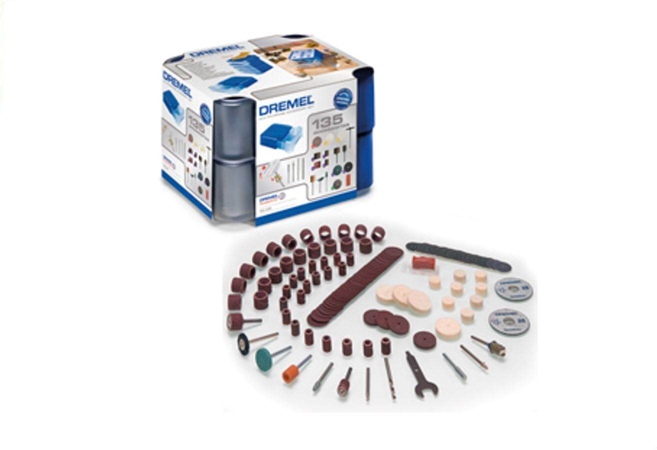Dremel 721-135p Accessories Set 26150721JA