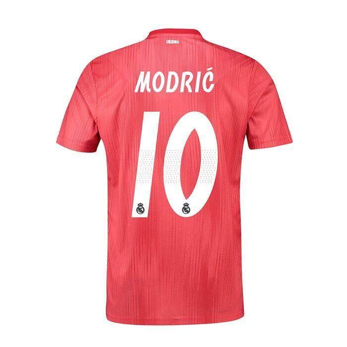 6d8c6c2e90b 2019 Real Madrid Modric No.10 New Season Home And Away and 3rd Football  Jersey