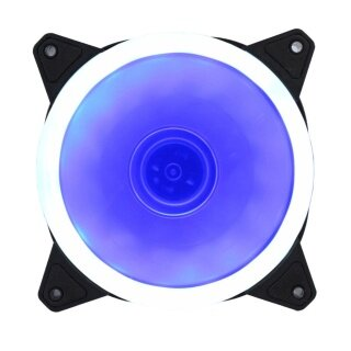 Quạt Ốp Tanjiaxun Quạt Làm Mát PC 12Cm Đèn RGB Không Tiếng Ồn Dòng Khí Lớn, Dành Cho Gia Đình thumbnail