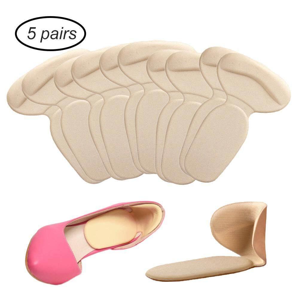 df47548a54 GoodGreat Heel Cushion Inserts - Heel Grips & Shoe Pads for Women - Non Slip  Gel