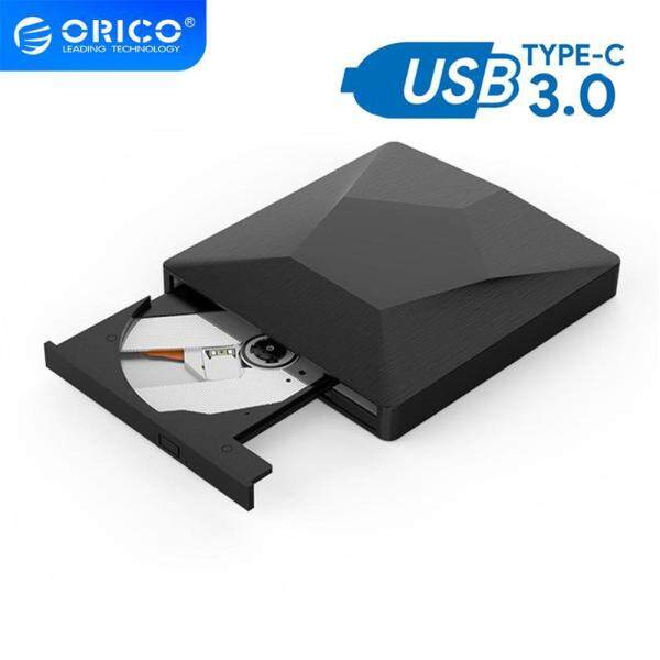 ORICO External USB 3.0 Optical Driver CD/DVD-ROM Combo DVD RW ROM Burner Writer Recorder for Desktop Laptop Windows Mac OS(XD007)