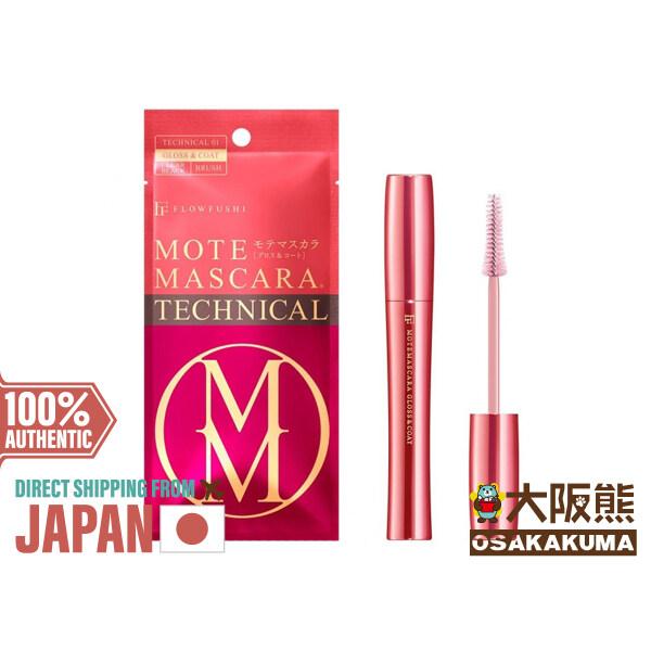 Buy FLOWFUSHI Mote Mascara Technical 01 (Gloss & Coat)[100% Authentic from JP] Singapore