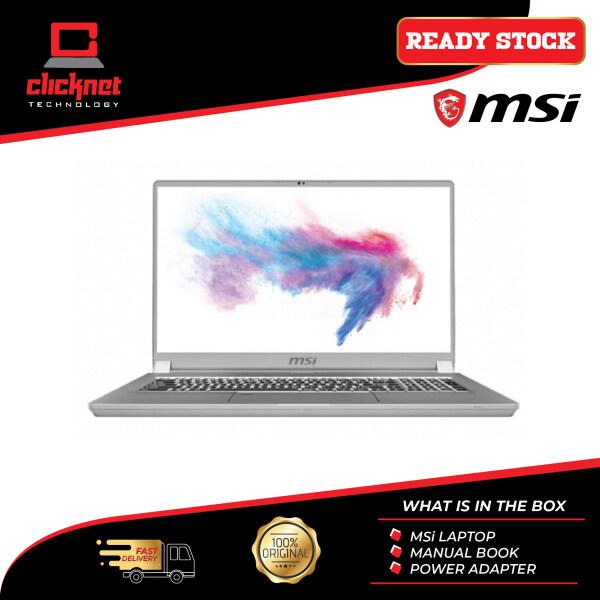 MSI Creator 17 A10SFS-675 17.3 UHD Laptop ( I7-10875H, 32GB, 1TB SSD, RTX2070 8GB SUPER Max-Q, W10P ) Malaysia