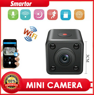 [HOT SALE] Original WIFI Wireless Mini micro camera Car DVR DV smallest Camera Camcorder Sports Dash Cam Full HD IR night vision Mobile Activation Surveillance Monitor Concealed Small Camera Video activated motion mini cctv connect to cellphone thumbnail