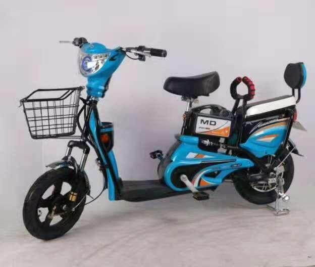 New Tiger Electric Bicycle By Power Rider.