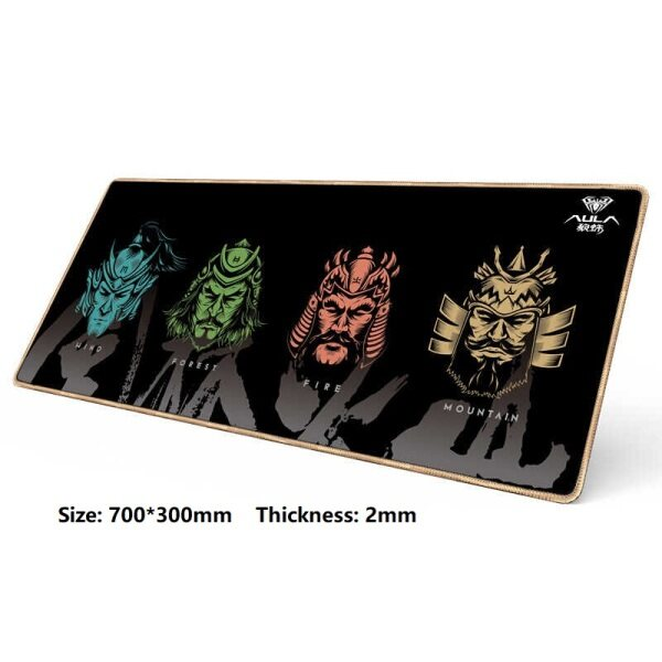 AULA MP-WFFM MOUSE PAD 700*300*2mm WITH SEWING EDGE Malaysia