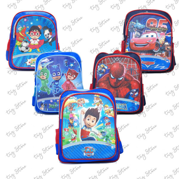 Tngstore Ryan Kidsreview Cartoon School Bag Backpack for Boy