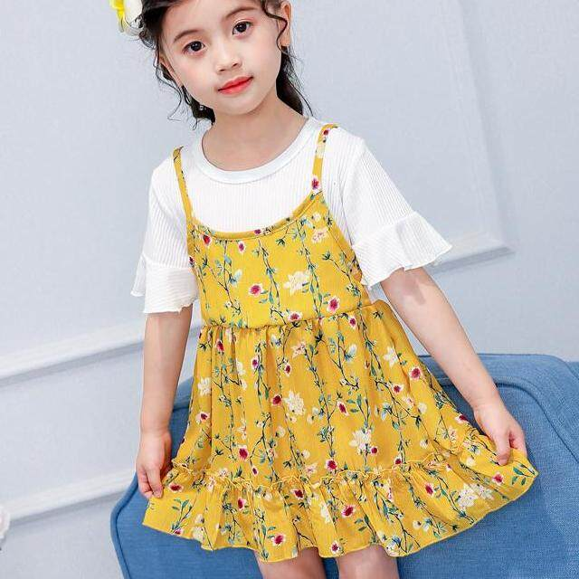 Summer Baby Girl Princess Dress By Ropalia Store.