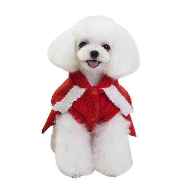 Trang phục giáng sinh kikipet, trang phục ấm áp cho mùa đông, chó, mèo