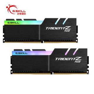 Bộ Nhớ Chơi Game Trên Máy Tính Để Bàn 5Cgo G.SKILL Trident Z 64GB (32G 2) DDR4 3600 RGB thumbnail