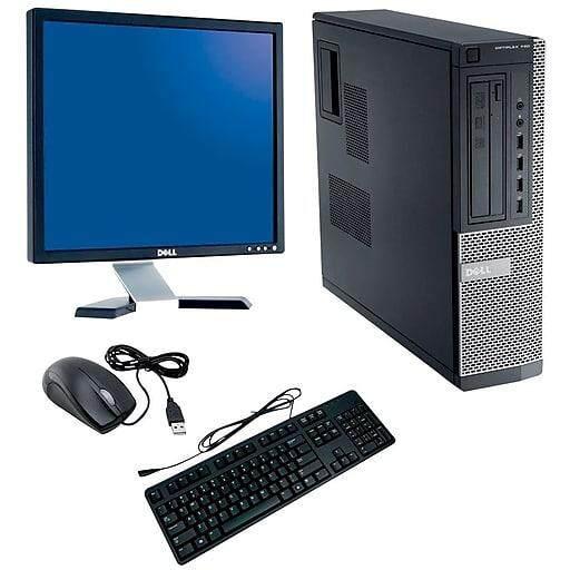 488f3f9e9419 Full Set Pc Dell Optiplex 990 Intel Core i5 2nd Gen Hdd320Gb Ram4Gb