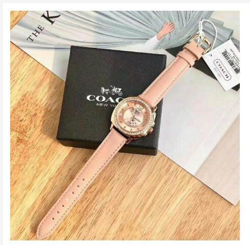 100% Authentic! Coach Watch Malaysia