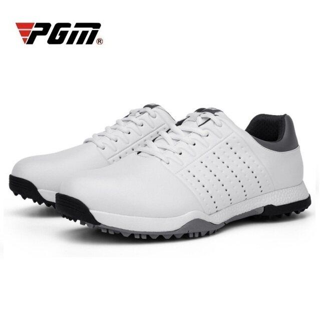 Giày chơi golf PGM cho nam, giày thể thao chơi gôn chống trượt thoải mái chống thấm nước giá rẻ