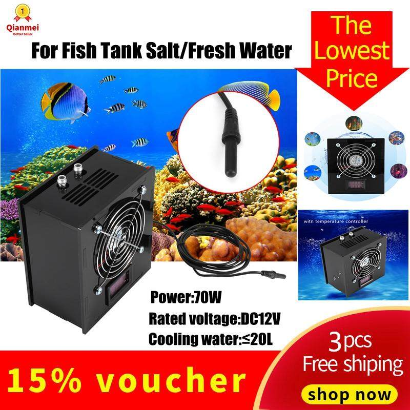 High Quality Aquarium Thermostat Chiller with Temperature Control for Fish  Tank Salt/Fresh Water