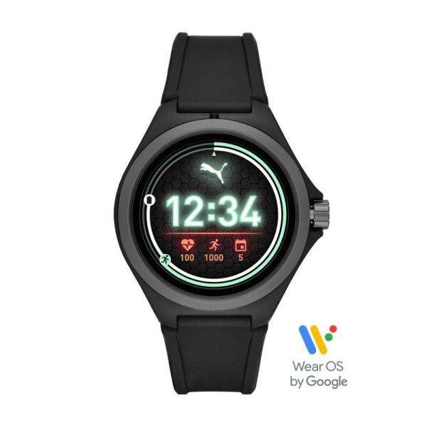 Puma Black Smartwatch PT9100 Malaysia