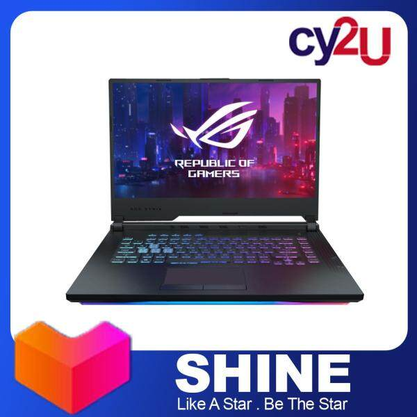 Asus ROG Strix G531G-TAL236T 15.6  FHD Gaming Laptop (Intel Core i5-9300H, 4GB RAM, 512GB SSD, NVD GTX1650, Win10) + Asus ROG Backpack Malaysia