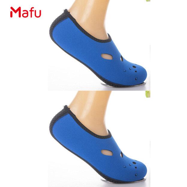 MA 1 Đôi Vớ Đi Nước Giày Lặn Ống Thở Cổ Thấp 3Mm Bằng Nylon Tự Do, Vớ Tập Yoga giá rẻ