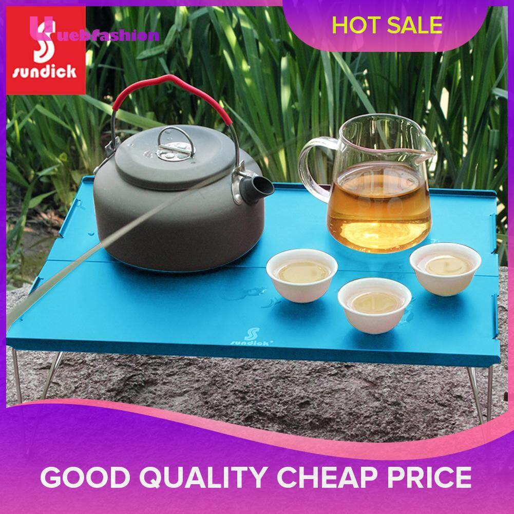 Hot Sale Camping Tables Foldable Table Portable Travel Hiking BBQ Tea Table Desk with Cloth Bag