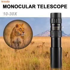 Ống nhòm cầm tay TENDA, Ống Nhòm thu phóng 10-30×25 HD, tầm nhìn ban đêm, dùng khi cắm trại du lịch ngoài trời