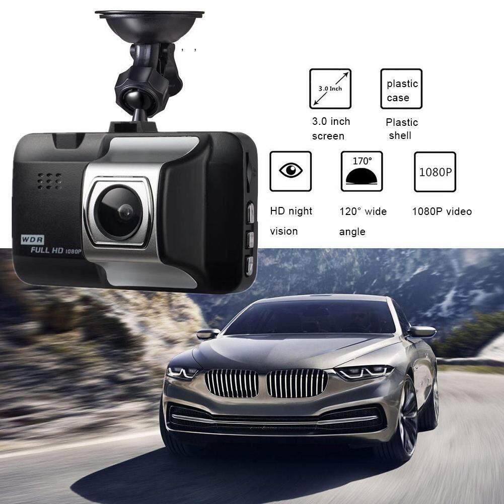 "Dash กล้องติดรถยนต์, 1080 P 3 ""HD 1080 P กล้องสำหรับรถยนต์กล้องติดรถยนต์, 170 แผงหน้าปัดมุมกว้าง Camera, ดีวีอาร์รถยนต์พาหนะ Dash Camera G - Sensor ABS พลาสติก"