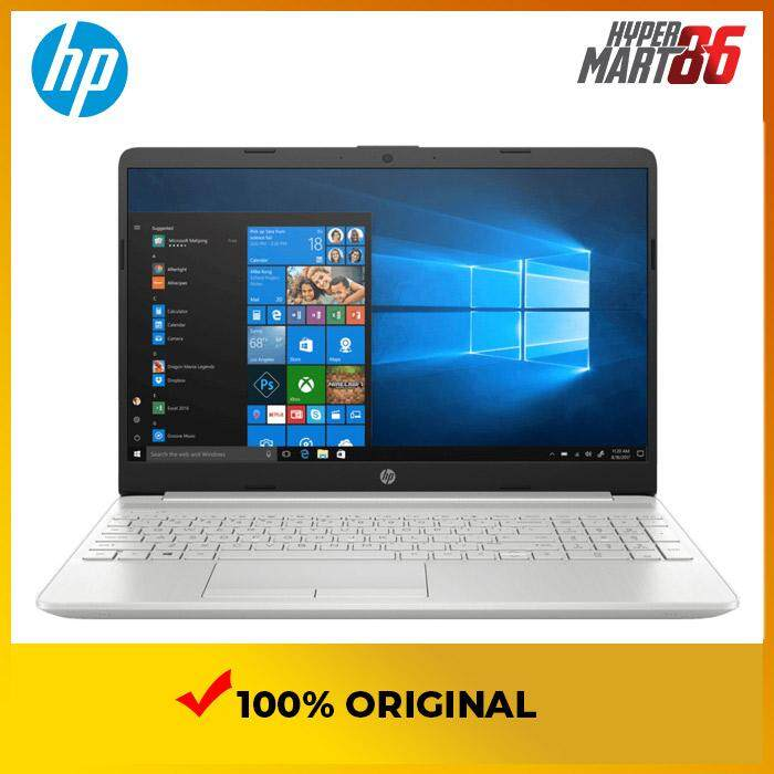 HP 15S-DU1004TX Notebook Silver (15.6inch/Intel I5/4GB/512GB SSD/MX130 2GB) Malaysia