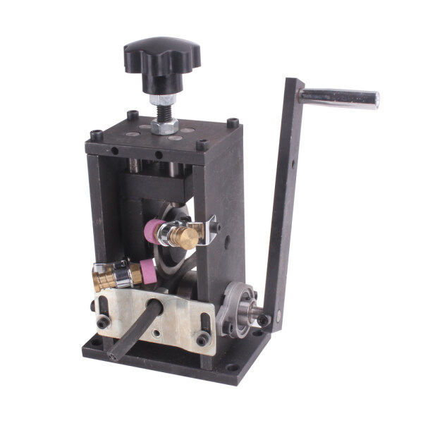 Hand Wire Stripper Old Wire Manual Electric Wire Drawing Machine Cable Stripping Machines Small Household Scrap Copper Wire Peeling Machine with Sharpening Function