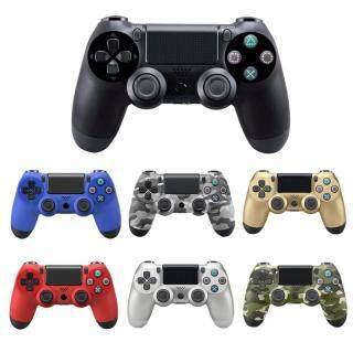 Tay Cầm Chơi Game PS4 DualShock 4 Điều Khiển Không Dây Qua Bluetooth 4.0 Phiên Bản 2.0 Độ Rung Gấp Đôi Loa Ngoài thumbnail