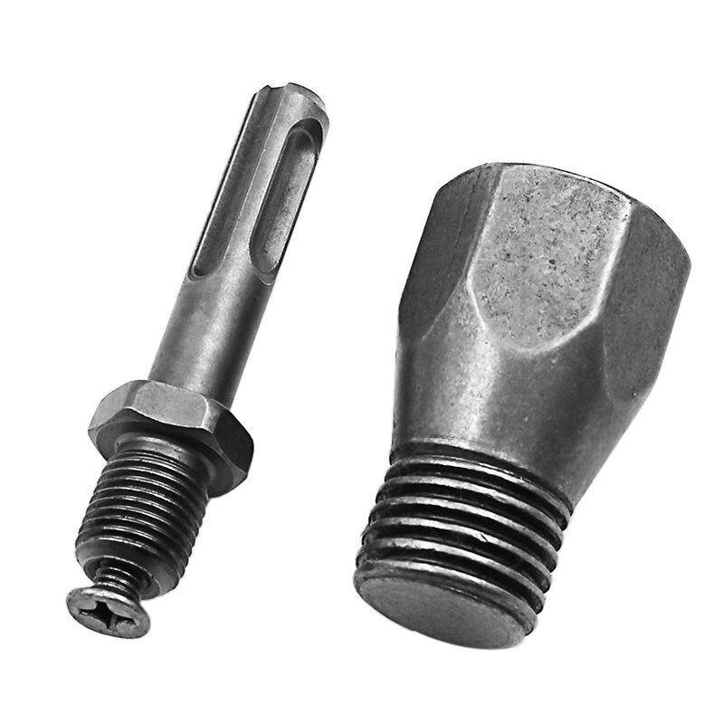 SDS Plus Diamond Core Bit Adaptor Connecting Rod Impact Drill Bits Drive Converter For Hammer Drill Tools