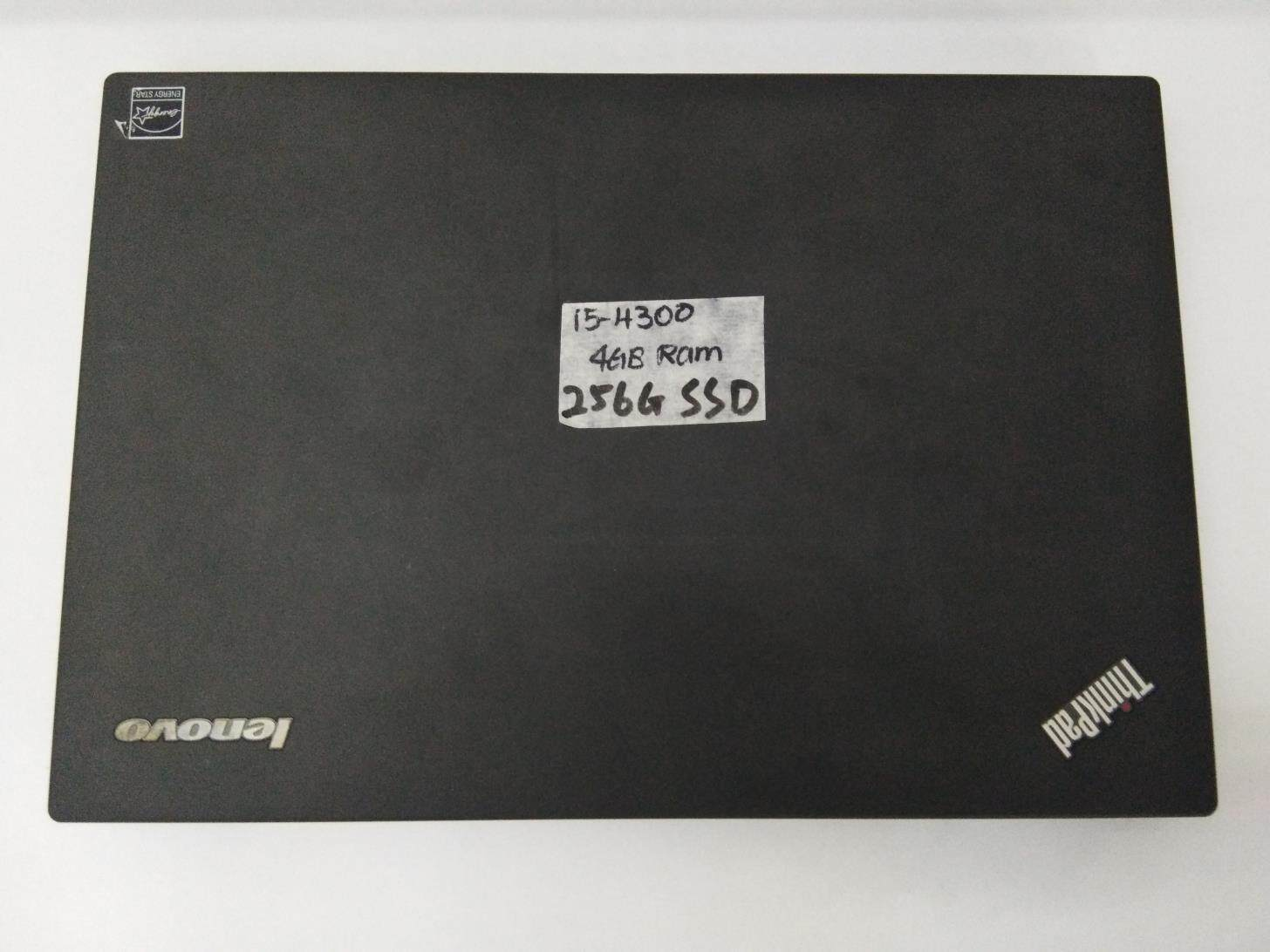 Lenovo Thinkpad x240 (i5-4300U/4GB/256GB SSD) - Refurbished Malaysia