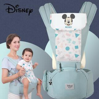 Địu Em Bé Disney Chính Hãng Ghế Đẩu Đeo Hông Trẻ Em Đa Năng 6 Cách Đeo Ghế An Toàn Cho Hông Trẻ Em Cho Trẻ 0-36 Tháng Tuổi thumbnail