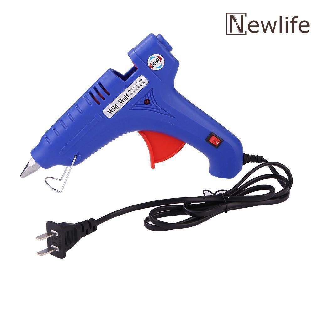Newlifestyle 60W High Temperature Heater Industrial Electrothermal Hot Melt Glue sprayer