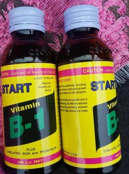 Vitamin B1. Penggalak akar. 100cc